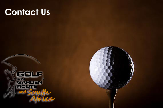 Contact Us - Golf in the Garden Route and South Africa