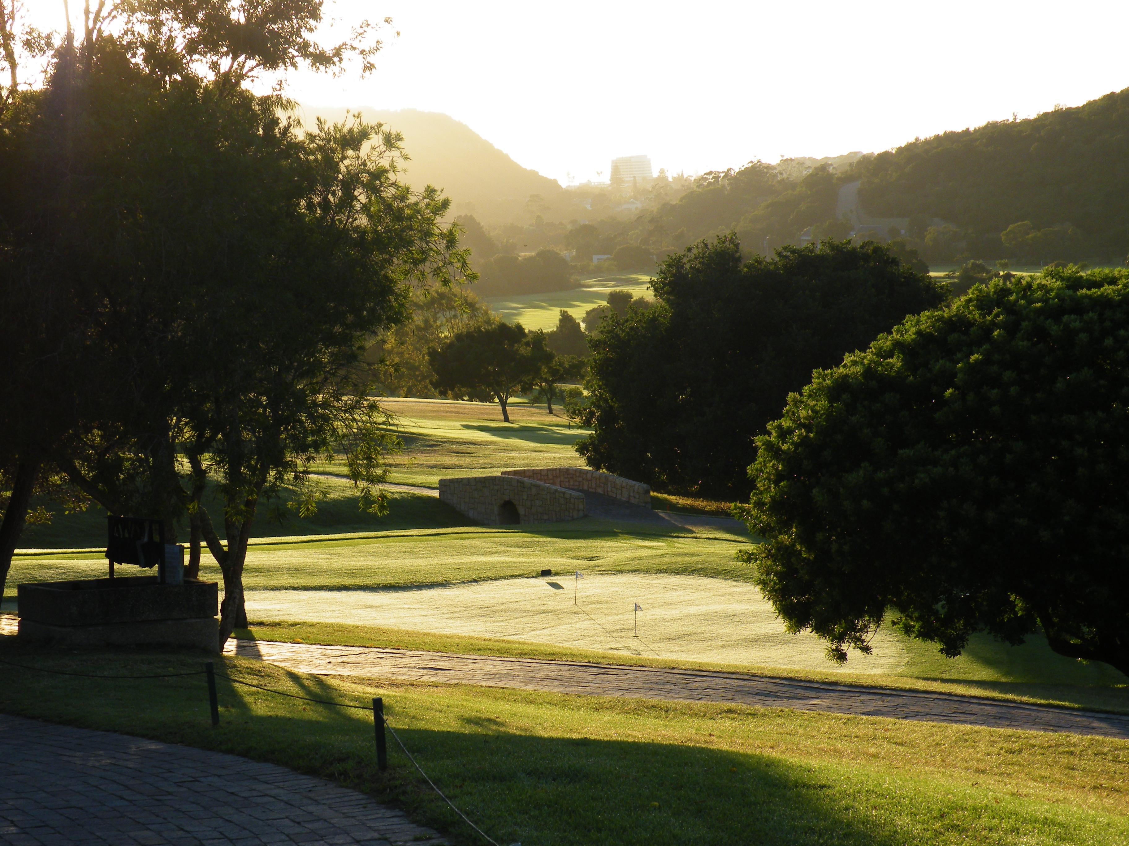 Plett Golf Course Greens Fairways