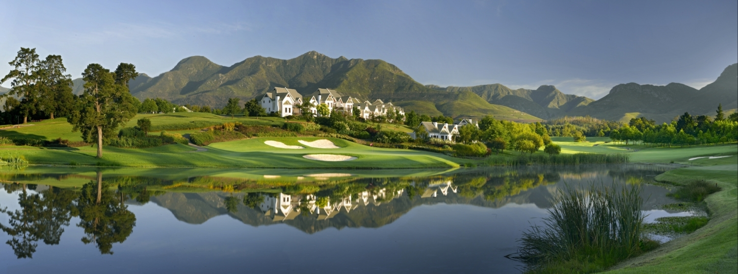 Fancourt Montagu Golf Course Waterways Greens Fairways