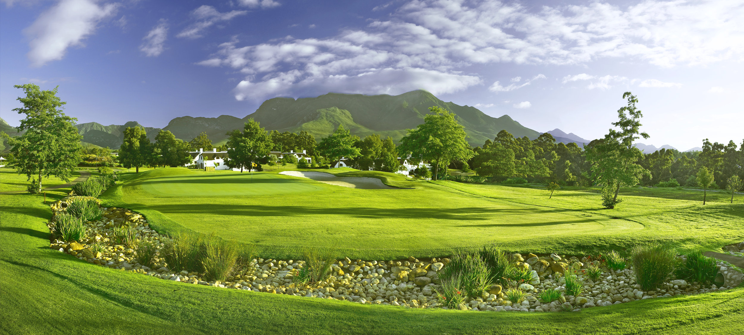 Outeniqua Fancourt Golf Course and Greens
