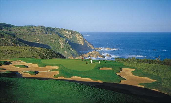 Pezula Golf Course Greens Sea View