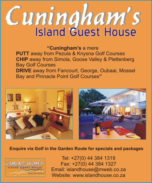 Cuningham's Island Guest House