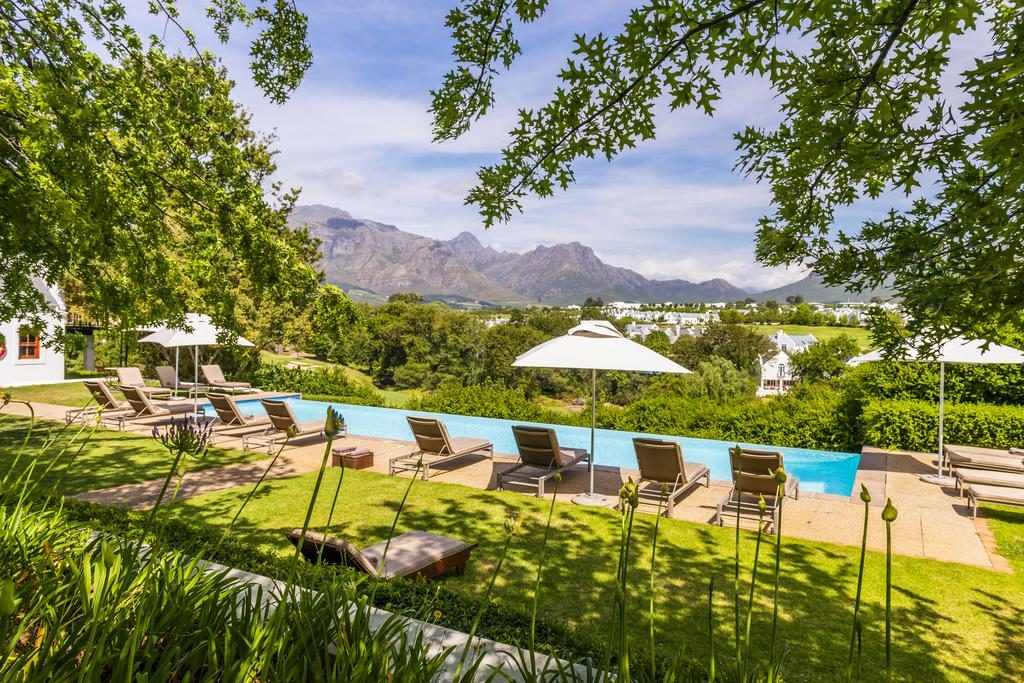 De Zalze Lodge - Stellenbosch