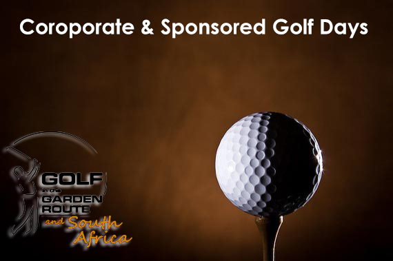 Corporate and Sponsored Golf Days - Golf in the Garden Route and South Africa