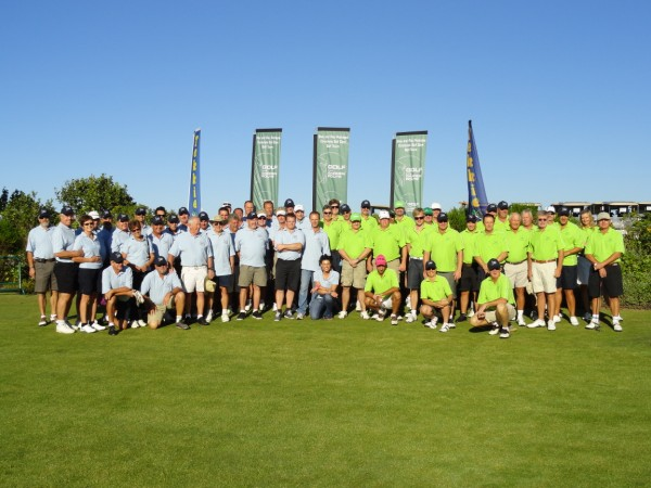 CORPORATE and SPONSORED GOLF DAYS
