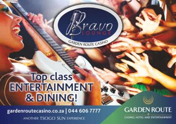Bravo Lounge - golfinthegardenroute.com