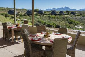 Kwena Lodge Dining