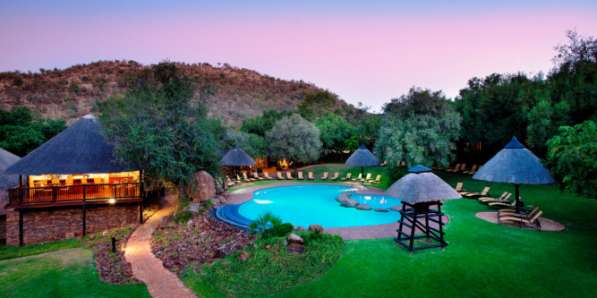 Bakubung Bush Lodge - golfinthegardenroute.com