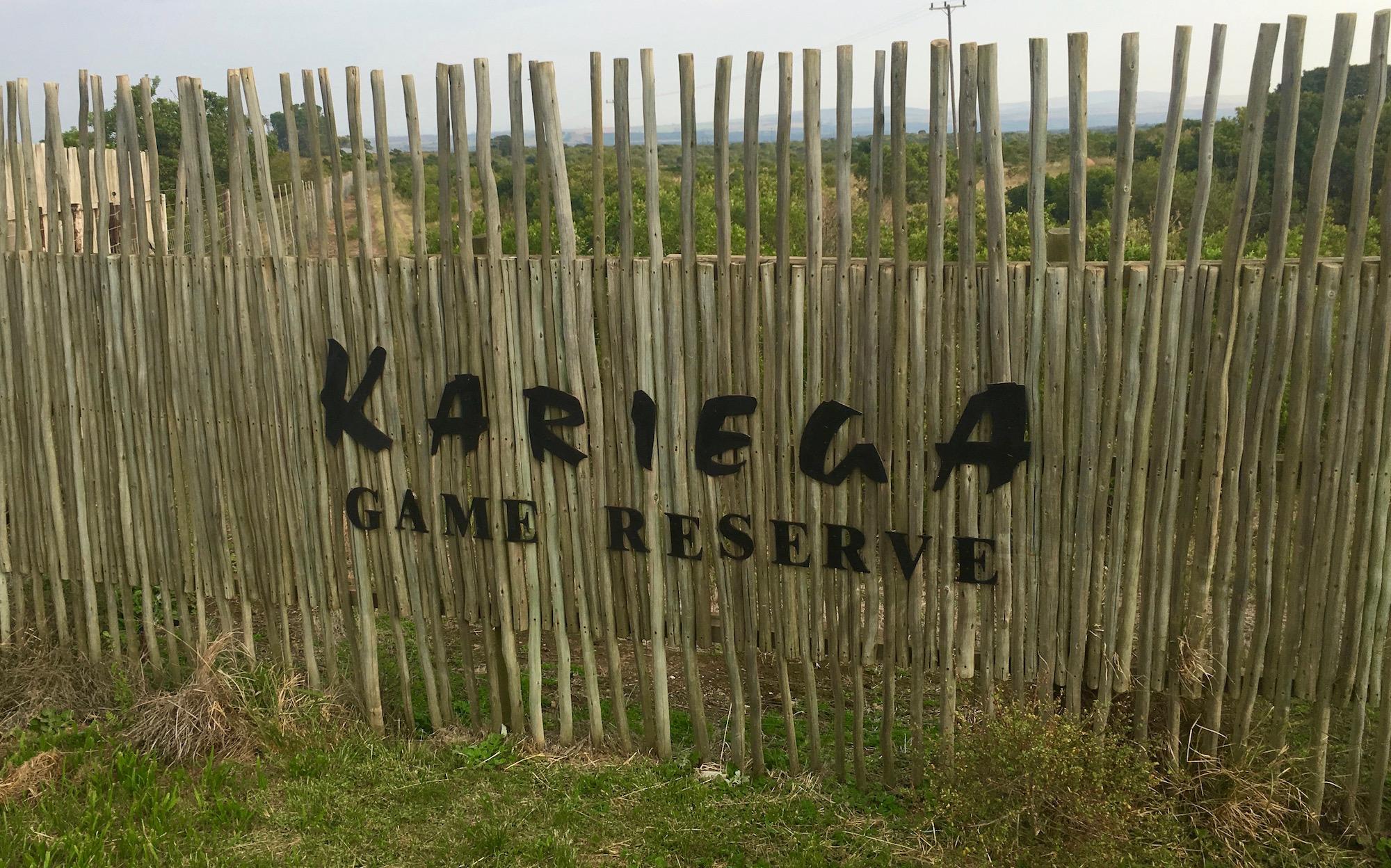 Kariega Game Reserve - golfinthegardenroute.com