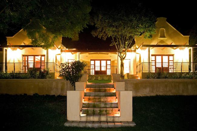 The Devon Valley Hotel - Stellenbosch