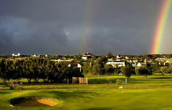 St Francis Bay Golf Course Greens