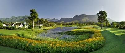 Outeniqua Golf Course - golfinthegardenroute.com