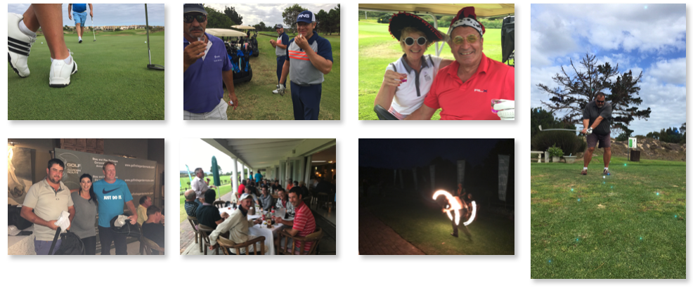 8th Annual Ultimate Garden Route Trip 2017 Day 1 Plett and Goose - golfinthegardenroute.com