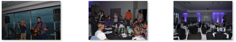 8th Annual Ultimate Garden Route Trip 2017 Day 7 Pinnacle Point Pre Entertainment - golfinthegardenroute.com