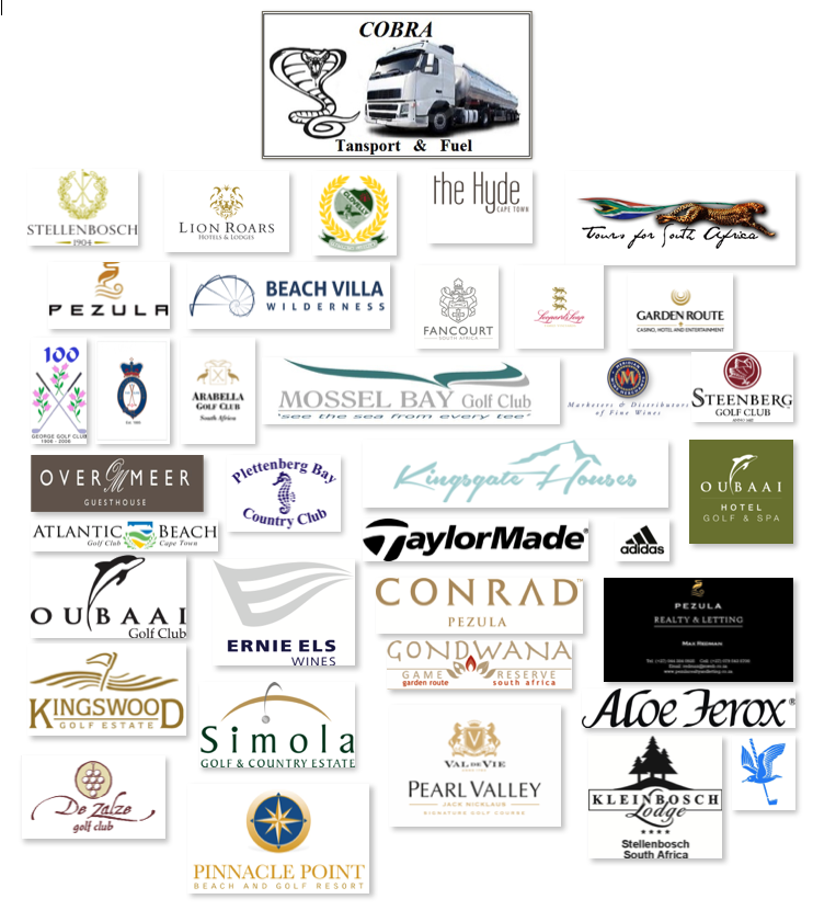 8th Annual Ultimate Garden Route Trip 2017 Sponsors - golfinthegardenroute.com