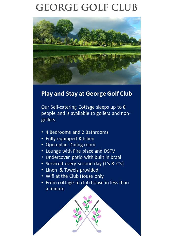 George Golf Course House 1