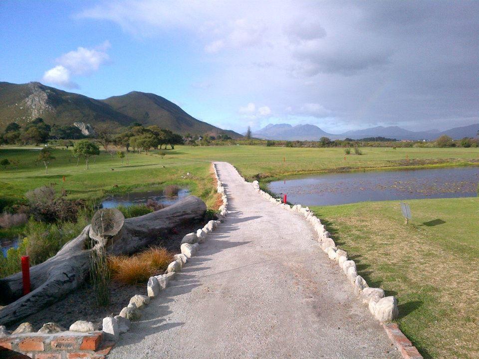 Kleinmond Golf Course Greens Fairways Waterway
