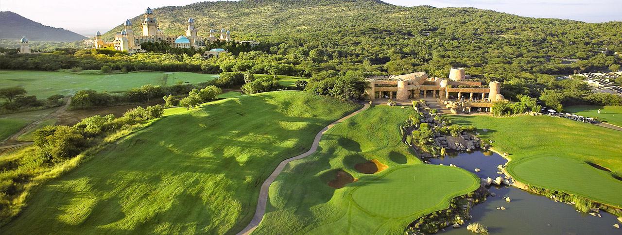 Lost City Golf Course Fairways Greens