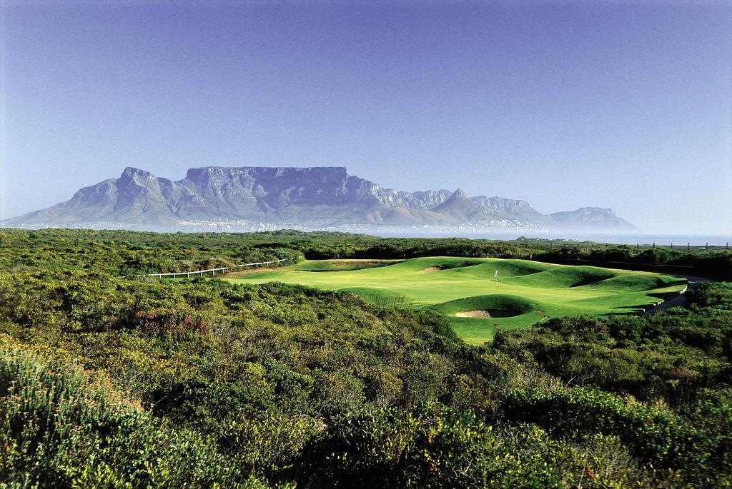 Atlantic Beach Greens Golf Course Table Mountain