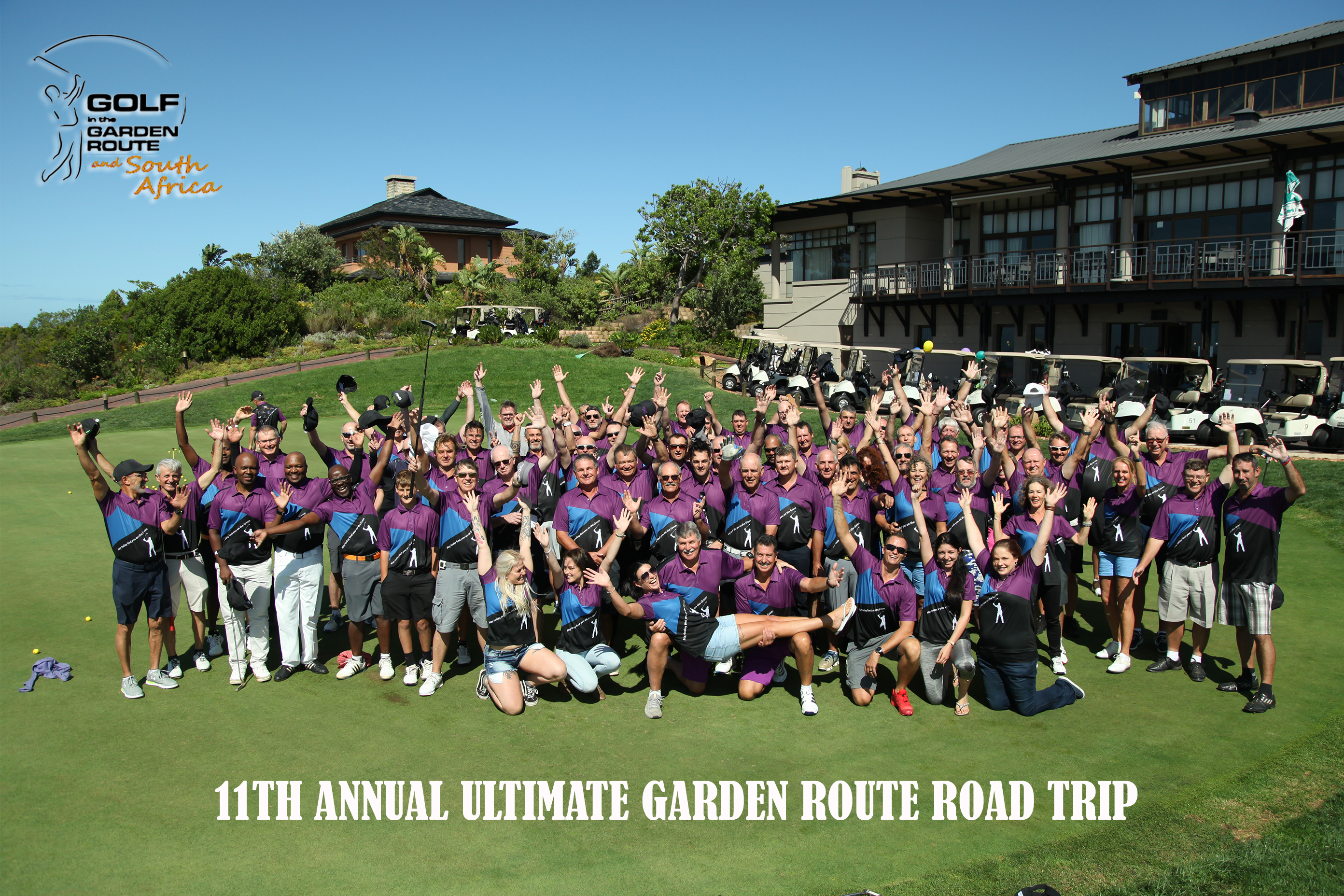 11th ANNUAL ULTIMATE GARDEN ROUTE ROAD TRIP