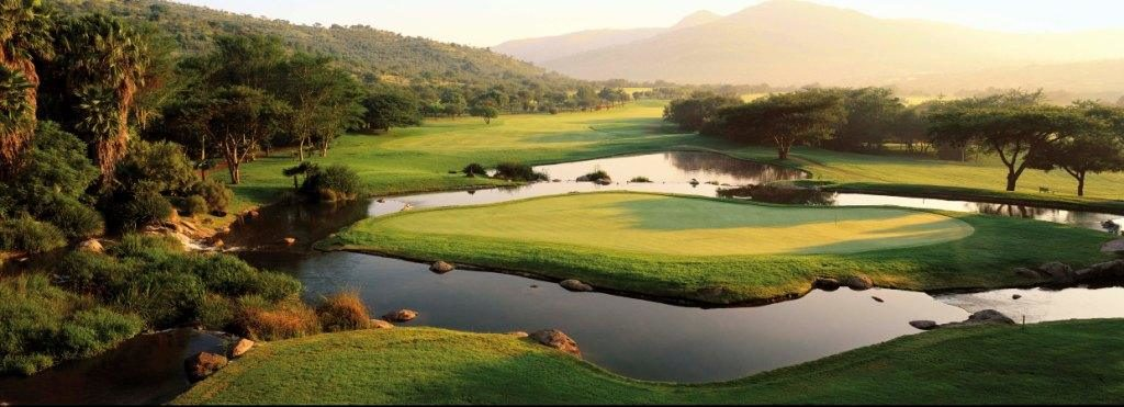 Gary Player Golf Course 9th Hole