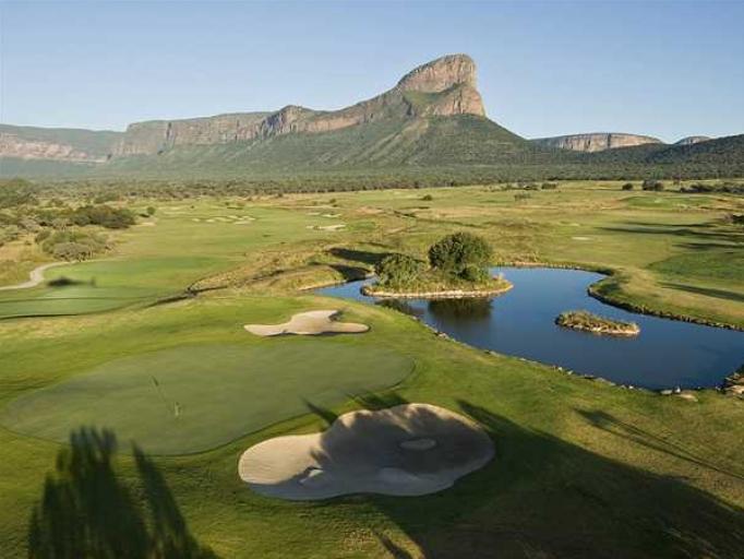 Legends Golf Course Waterways Mountain Views