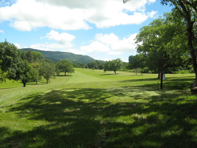 Tzaneen Country Club Fairways