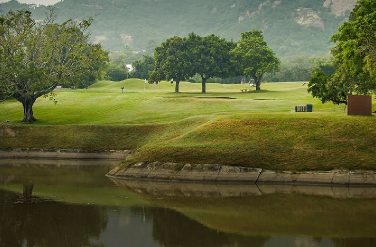 Nelspruit Golf Course Greens and Water