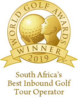 South Africa's Best Inbound Golf Tour Operator 2019
