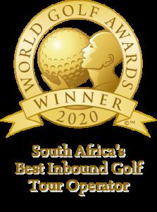 South Africa's Best Inbound Golf Tour Operator 2020